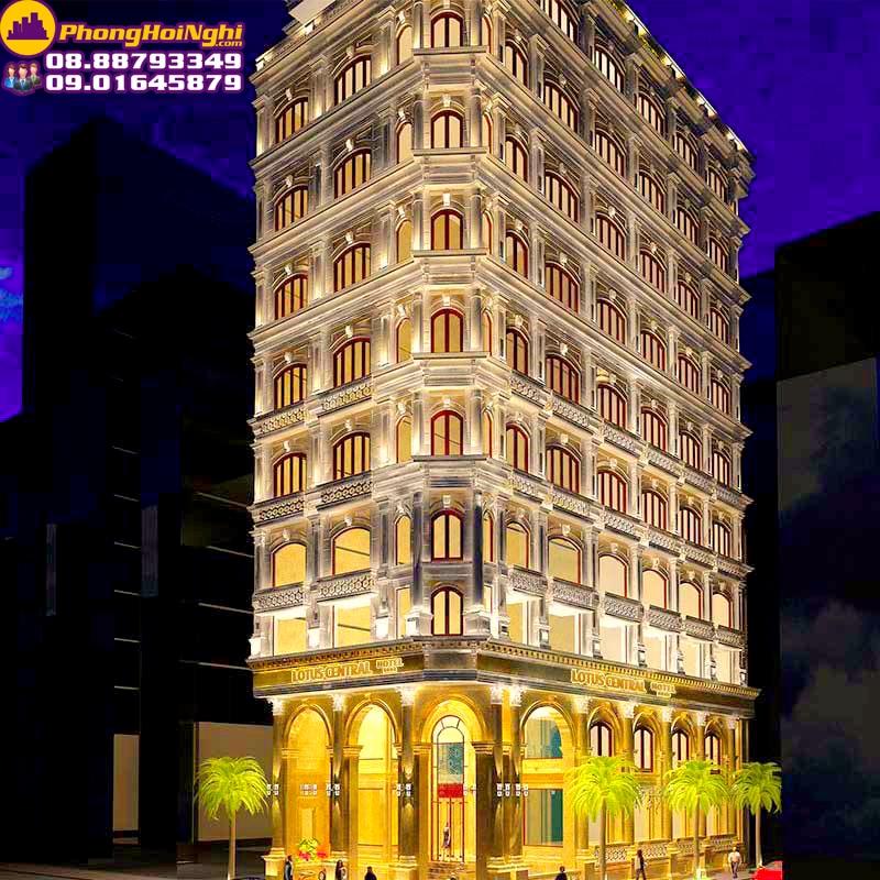 Chi Nhánh Khách Sạn Lotus Central 16