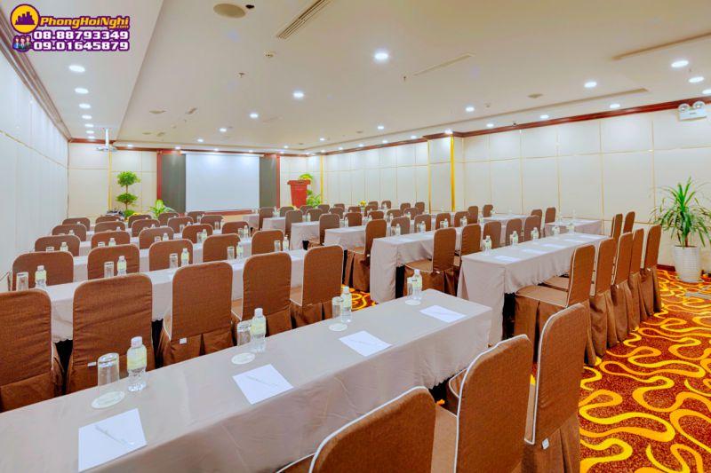 Chi Nhánh Khách Sạn Lotus Central 5