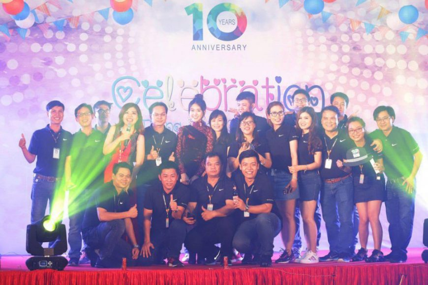 Công ty tổ chức sự kiện 14
