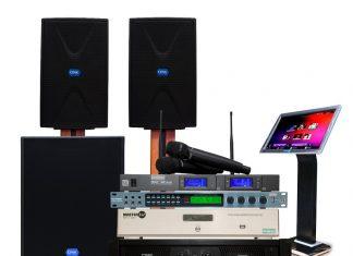 dàn hệ thống âm thanh hội trường chuyên nghiệp