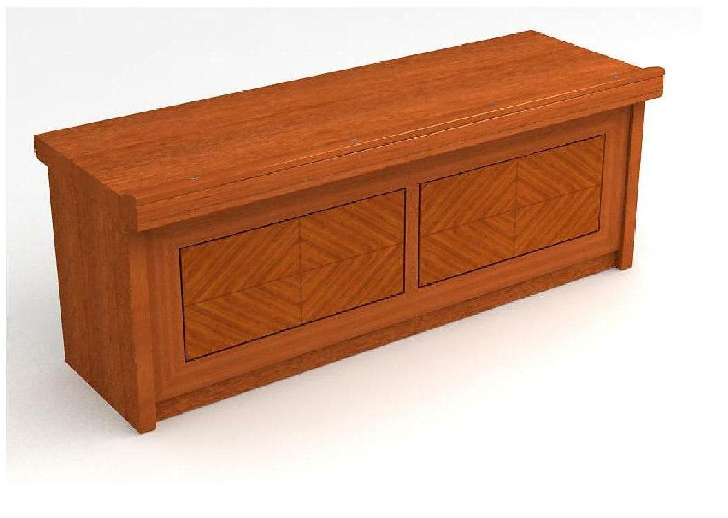 bàn hội trường bằng gỗ tự nhiên