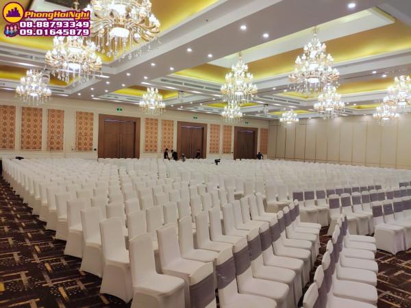 địa điểm tổ chức sự kiện luxury