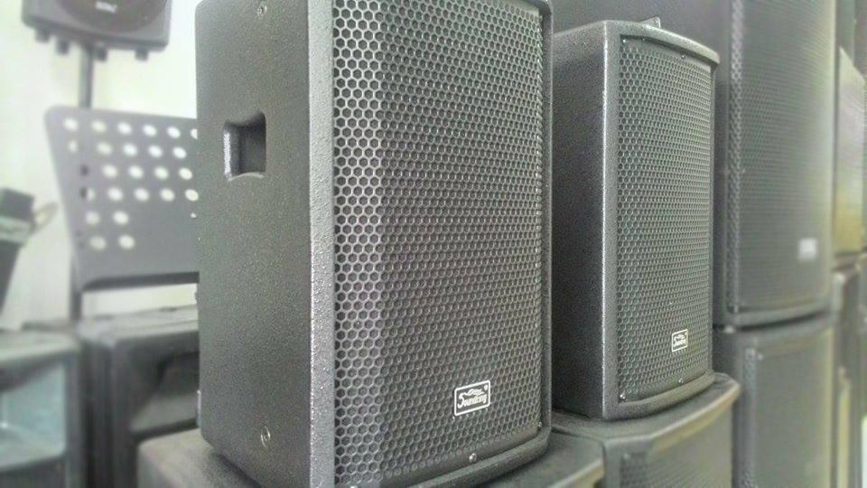 bảo quản âm thanh hội trường