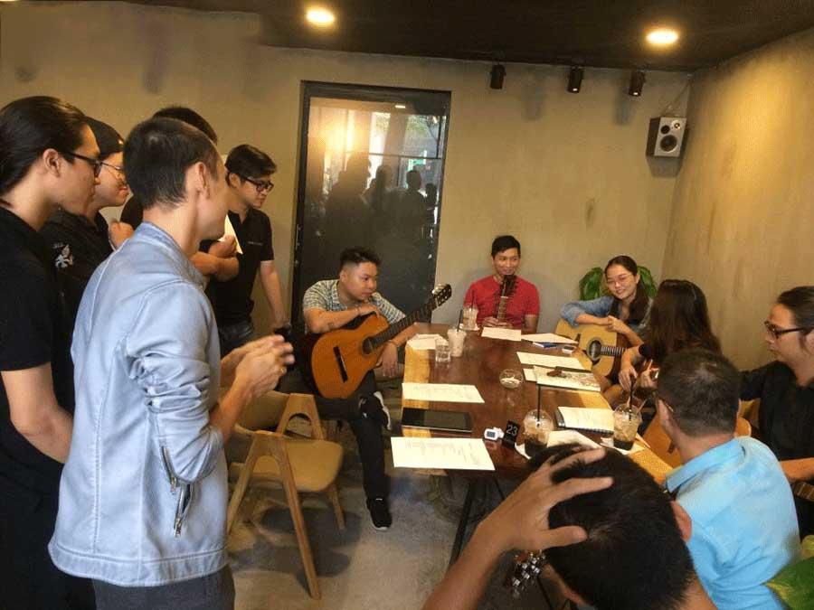 quán cafe cho thuê phòng họp ở tphcm