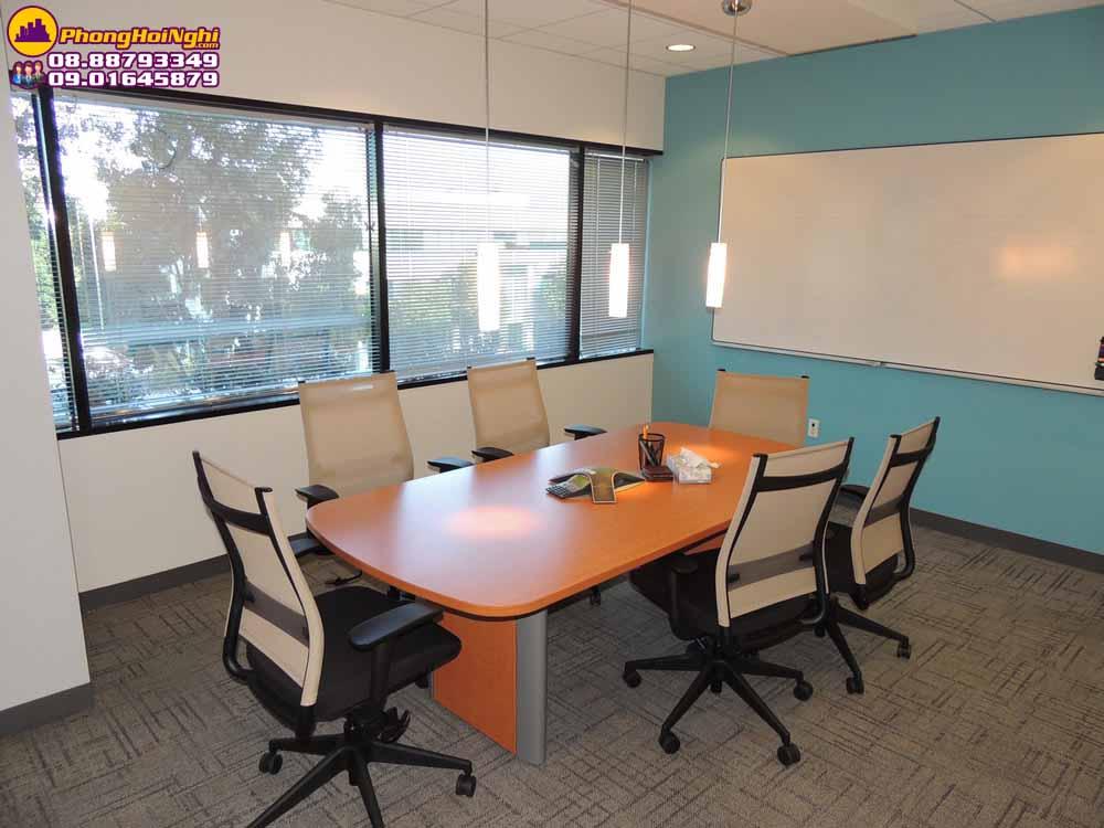 thiết kế nội thất phòng họp nhỏ