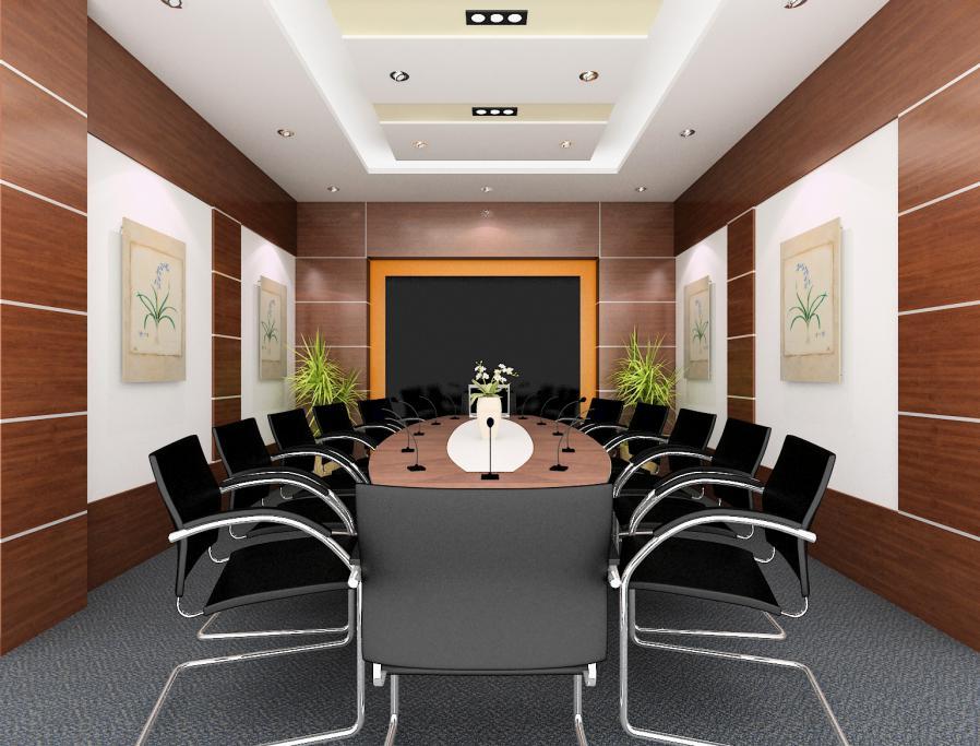 trang trí phòng họp theo phong thủy
