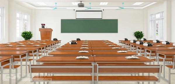 phòng học đa năng x class