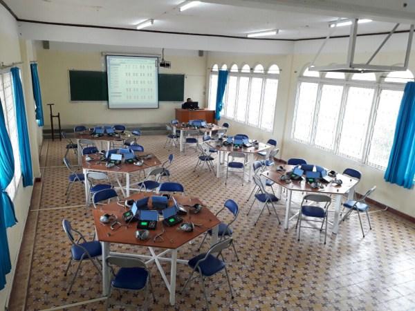 phòng học đa năng