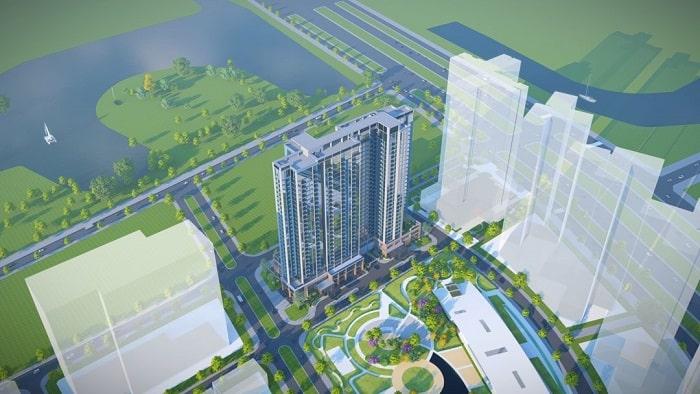 Block HR3 được đánh giá đẹp nhất tại dự án Eco Green Sài Gòn | Giá bán từ CĐT 1