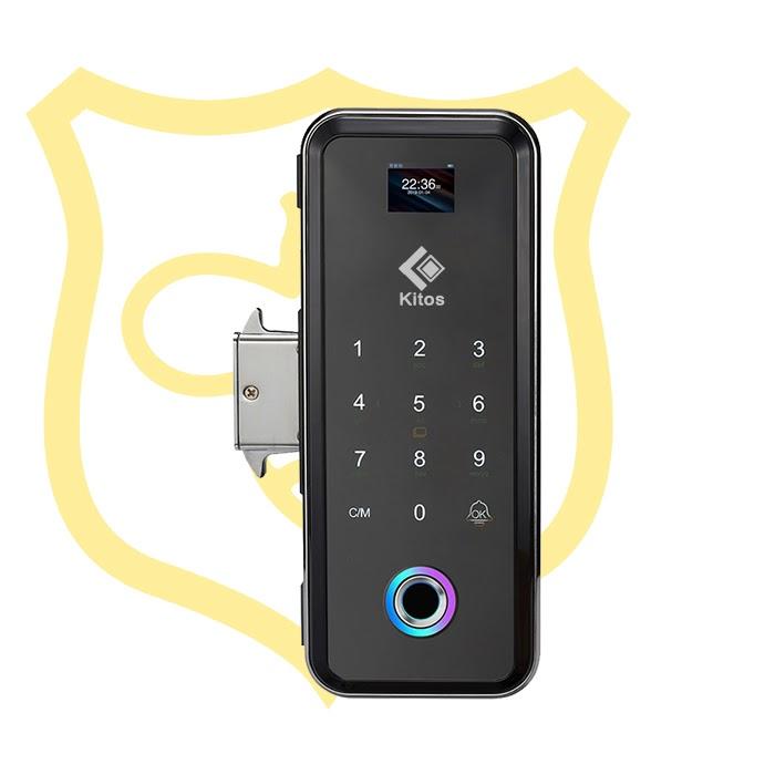 Kitos KT-GL12 sự lựa chọn hoàn hảo cho khóa vân tay cửa kính văn phòng? 1